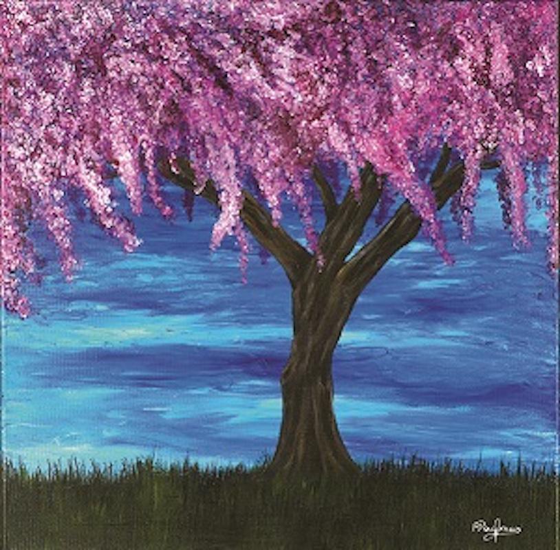 PAGONA ANTIGONI Blossoming Tree