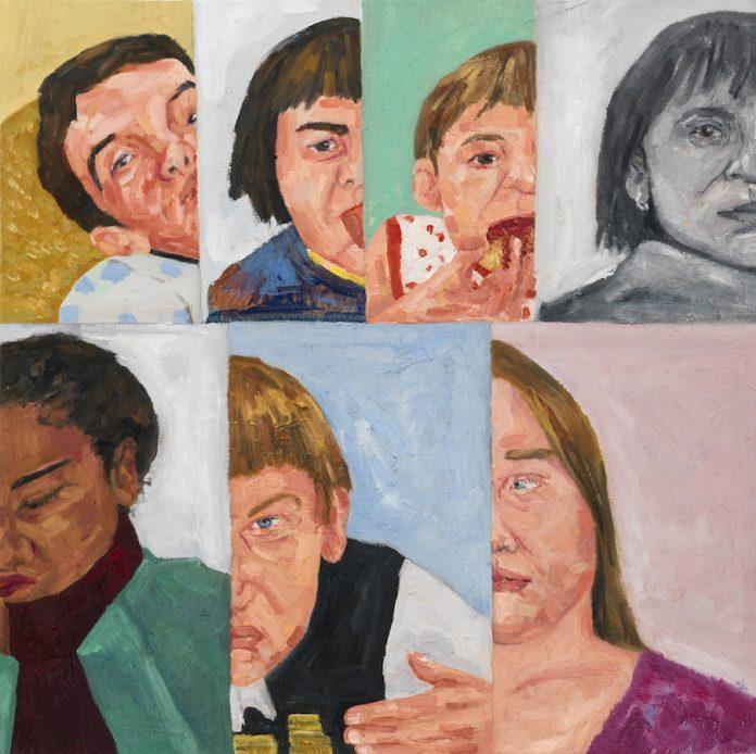 Sin as a Portrait, Chili Art Gallery ΚΩΝΣΤΑΝΤΙΝΟΥ ΜΕΛΙΝΑ