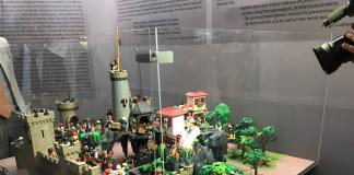 «Το '21 Αλλιώς. Η Ελληνική Επανάσταση σε διοράματα Playmobil»