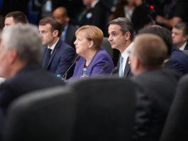 Συμμετοχή του Πρωθυπουργού Κ. Μητσοτάκη στην Eπετειακή Σύνοδο Κορυφής του ΝΑΤΟ για τα 70 χρόνια της Συμμαχίας.